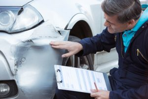 determining liability for a car accident in Memphis