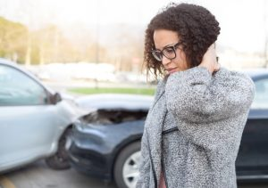 Types of car accidents that causes neck pain in memphis