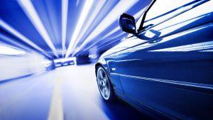 Speeding Through A Tunnel In Memphis