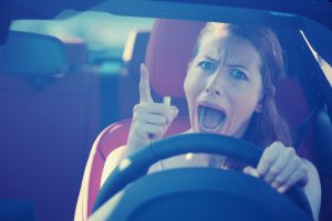Aggressive Driving In Memphis